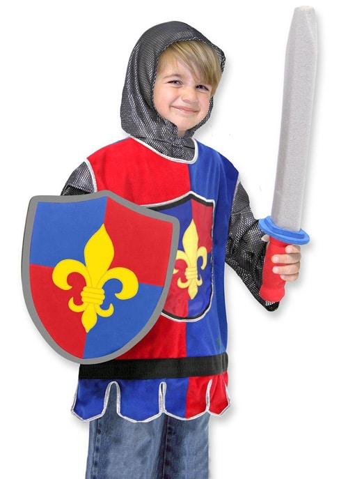 Ritter Kostüm Ritterkostüm Kind Jungen Kinder